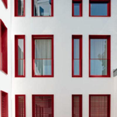 Kunststofffenster von Schüco