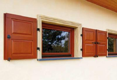 Holzfenster von WERTBAU
